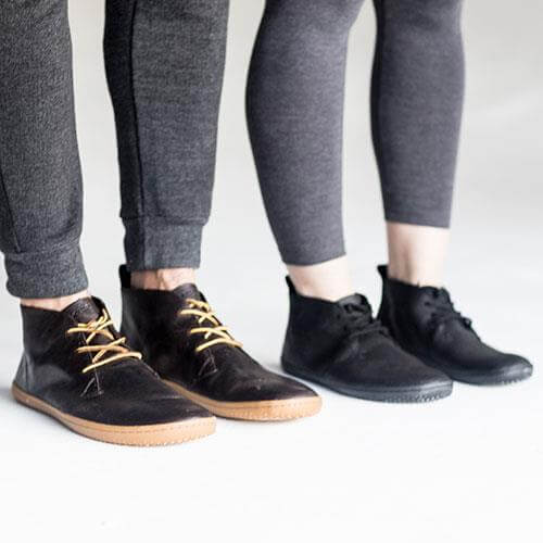 Gobi Ii Wild Hide Womens Lifestyle Shoes Vivobarefoot Uk