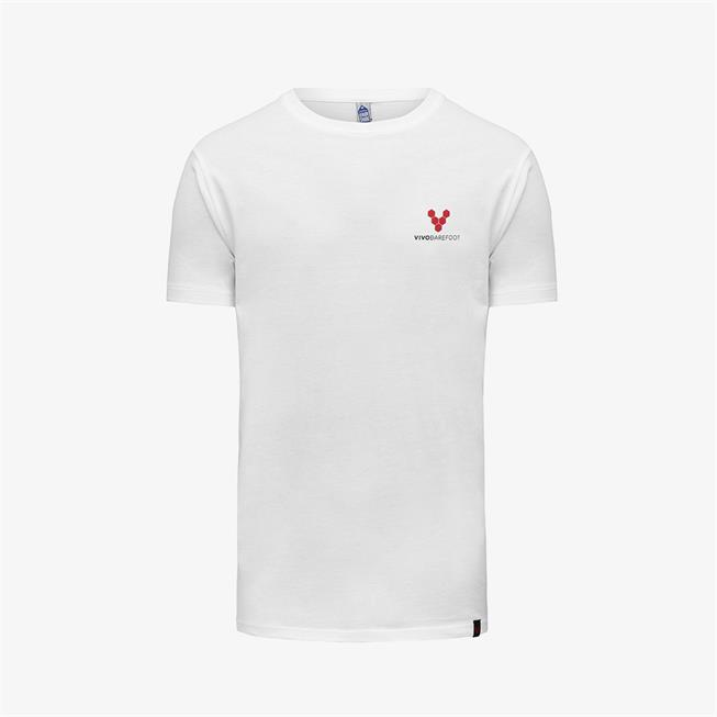 Vivo Logo T White - Unisex