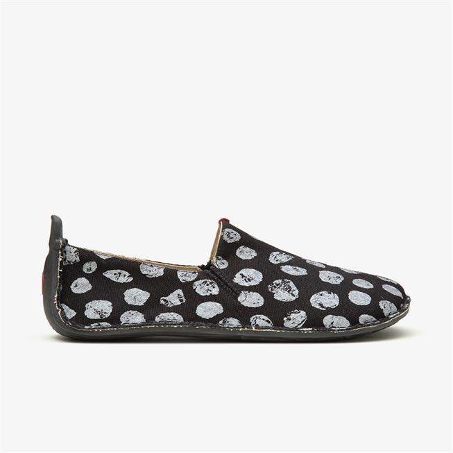 Ababa Canvas Dots Mens