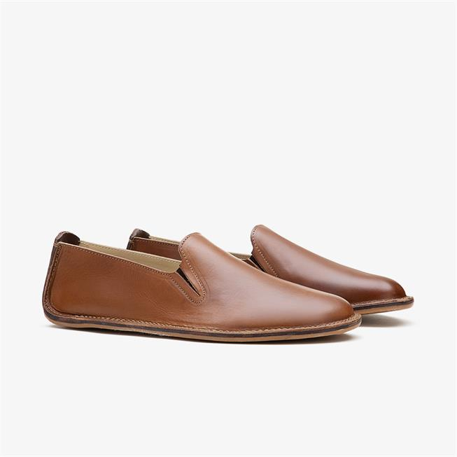 Leather Rocker Mens Porto Slip On dorCxBQsht
